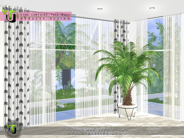 Sims 4 curtains downloads » Sims 4 Updates