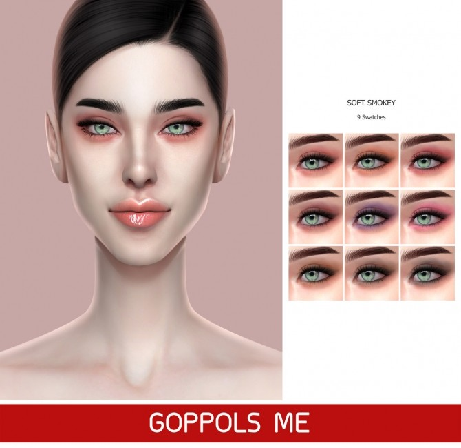 Sims 4 GPME Soft Smokey at GOPPOLS Me