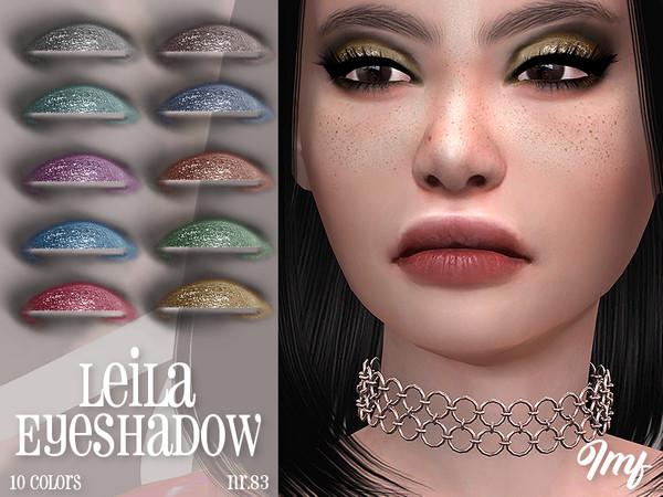 Sims 4 IMF Leila Eyeshadow N.83 by IzzieMcFire at TSR