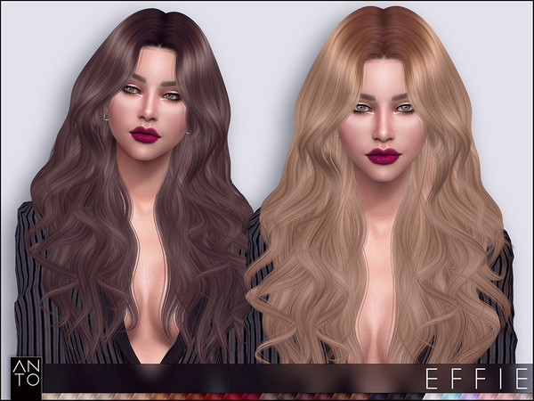 Sims 4 Hairstyles Downloads Sims 4 Updates