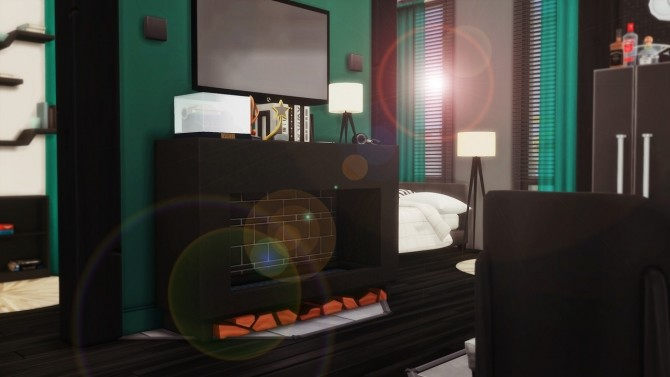 Sims 4 17 WardPark Drive Apt. 5 at Anna Frost