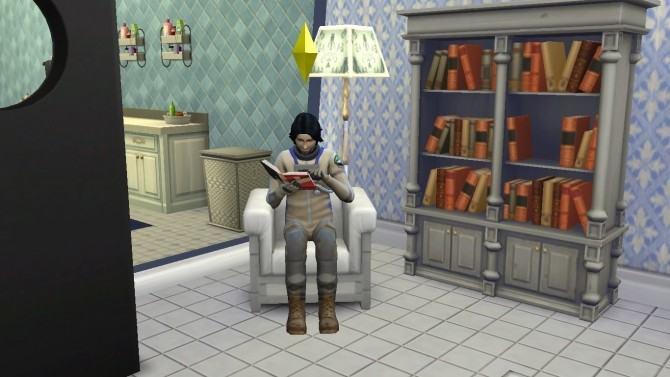 Ayn Rand Book Parodies (Readable) by SyrinxPriest2112 at Mod The Sims image 488 670x377 Sims 4 Updates