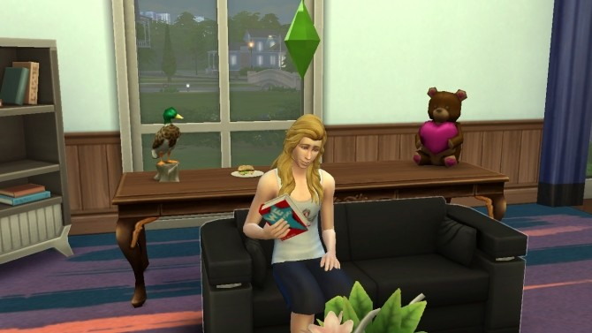Ayn Rand Book Parodies (Readable) by SyrinxPriest2112 at Mod The Sims image 508 670x377 Sims 4 Updates
