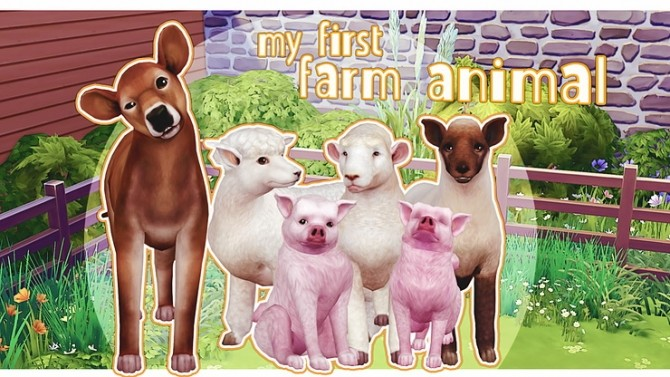 My First Farm Animal at KAWAIISTACIE image 5217 670x377 Sims 4 Updates