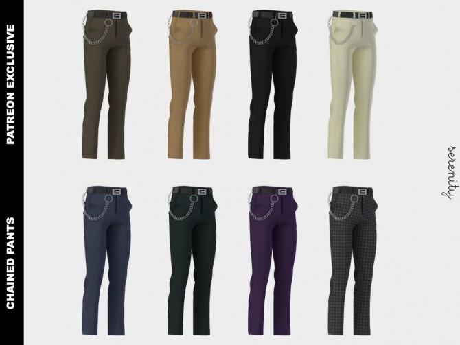 Pants and shirt (P) at SERENITY image 567 670x503 Sims 4 Updates