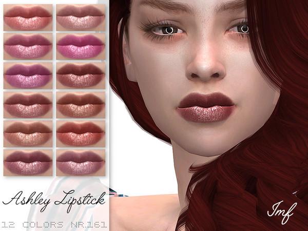 Sims 4 IMF Ashley Lipstick N.161 by IzzieMcFire at TSR