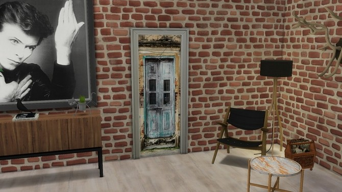 Make over my doors please by Ivyrose at Blooming Rosy image 5916 670x377 Sims 4 Updates