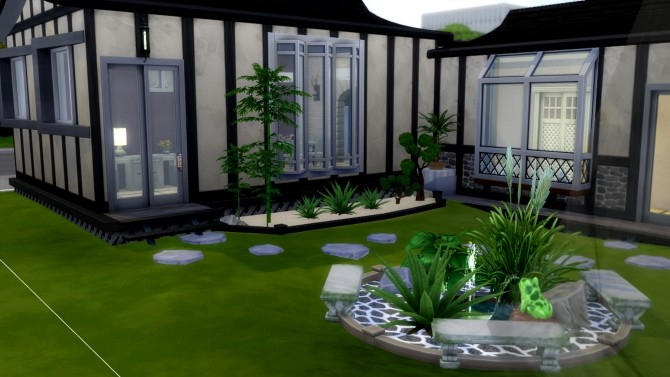 Sims 4 Charme dAsie by valbreizh at Mod The Sims