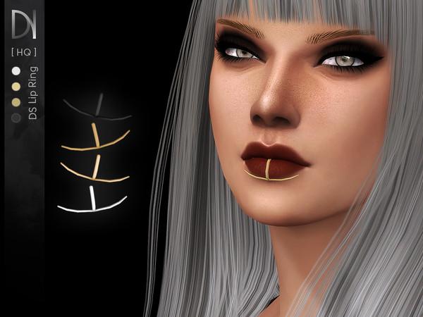 DS Lip Ring by DarkNighTt at TSR image 70 Sims 4 Updates