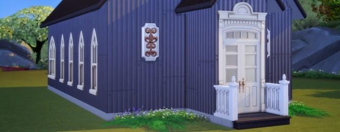 Tin Siding at Hamburger Cakes image 711 670x261 Sims 4 Updates