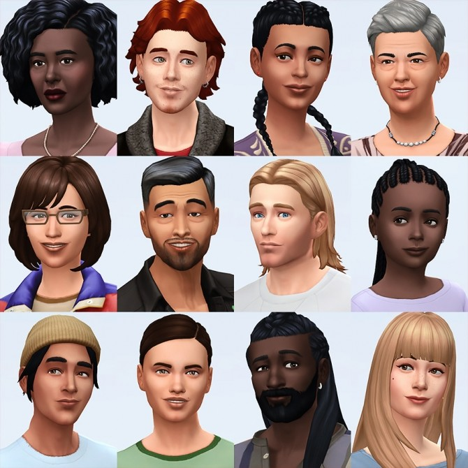 Service Sims and Townies at Simsontherope » Sims 4 Updates