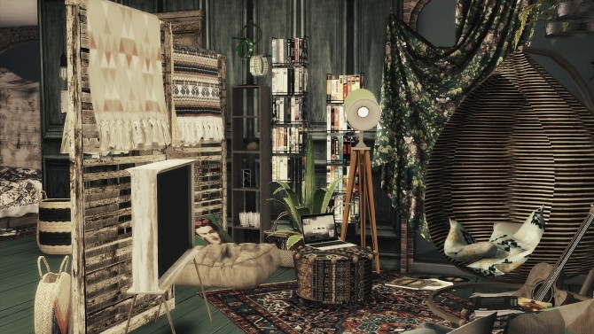 1312 21CHIC STREET BOHO FEVER at SoulSisterSims image 767 670x377 Sims 4 Updates