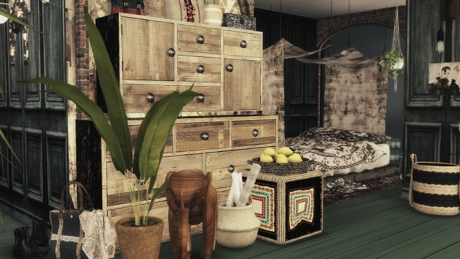 1312 21CHIC STREET BOHO FEVER at SoulSisterSims image 798 670x377 Sims 4 Updates