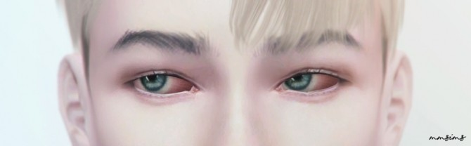 Preset AM Eyes 1 at MMSIMS image 819 670x208 Sims 4 Updates