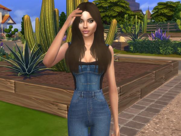Sims 4 Sofia Leon by divaka45 at TSR