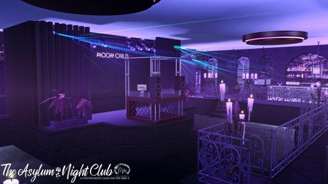 THE ASYLUM CLUB at Milja Maison image 8617 670x377 Sims 4 Updates