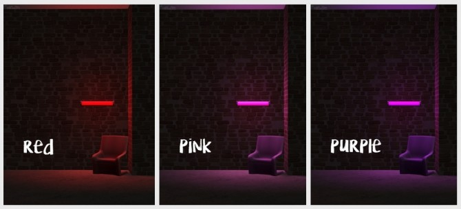 Sims 4 Cc Furniture Lights