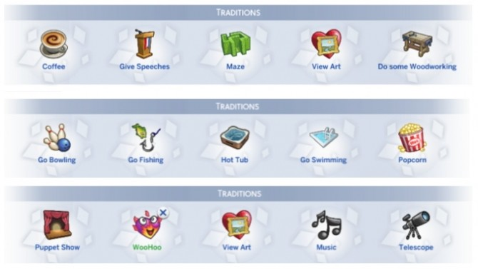 15 New Holiday Traditions (P) at Sims Lover image 9112 670x377 Sims 4 Updates