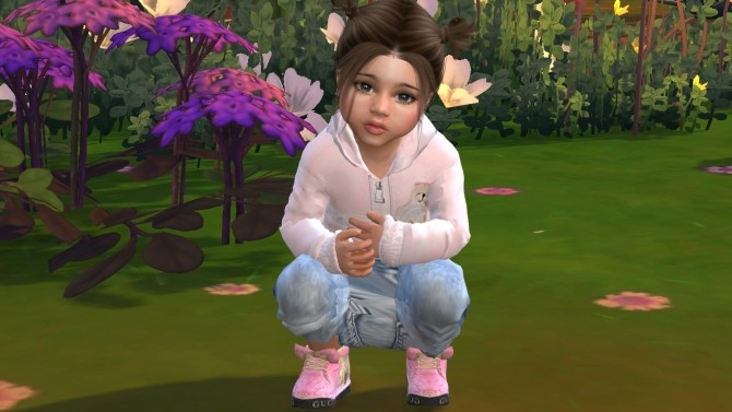 Sims 4 Little Emma at Sims World by Denver