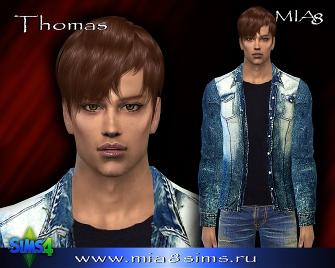 Sims 4 Thomas at MIA8