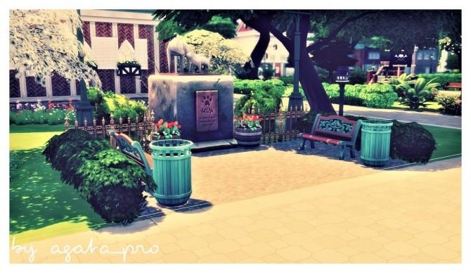 Sims 4 Cameral Vet at Agathea k