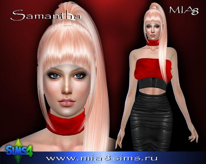 Samantha at MIA8 image 9815 670x536 Sims 4 Updates