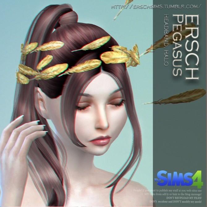 Pegasus Set at ErSch Sims image 1066 670x670 Sims 4 Updates
