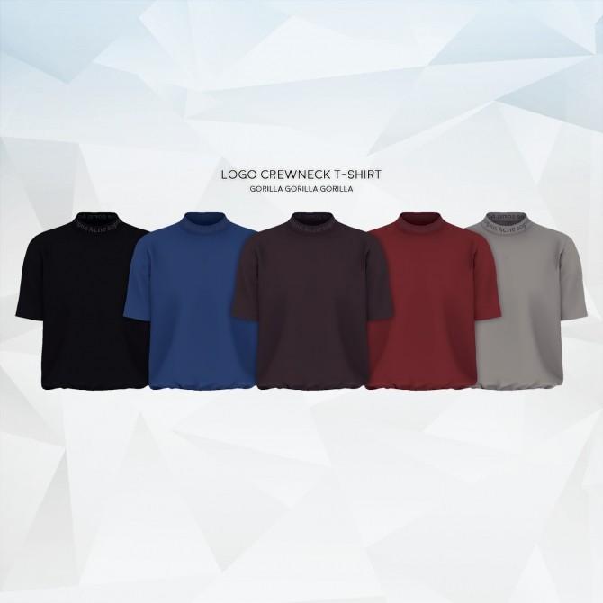 Sims 4 Logo Crewneck T Shirt at Gorilla