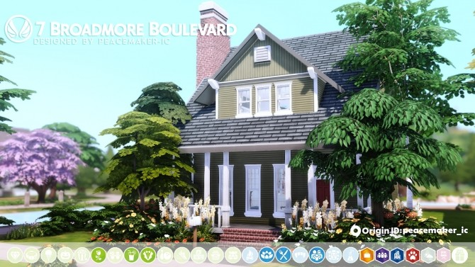 Davenporte Willow Creek Makeover Part 02 at Simsational Designs image 1175 670x377 Sims 4 Updates