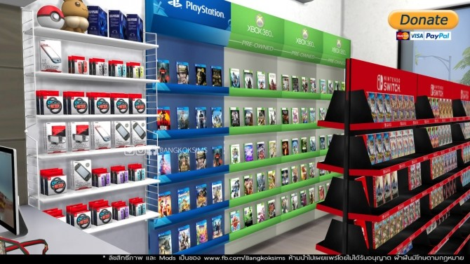 Game Center (P) at BangkokSims image 1181 670x377 Sims 4 Updates