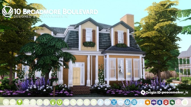 Davenporte Willow Creek Makeover Part 02 at Simsational Designs image 1186 670x377 Sims 4 Updates