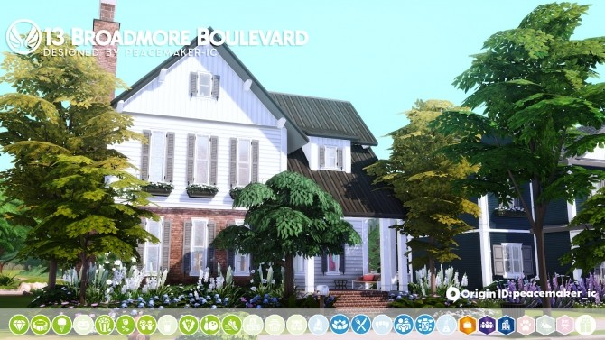 Davenporte Willow Creek Makeover Part 02 at Simsational Designs image 1196 670x377 Sims 4 Updates