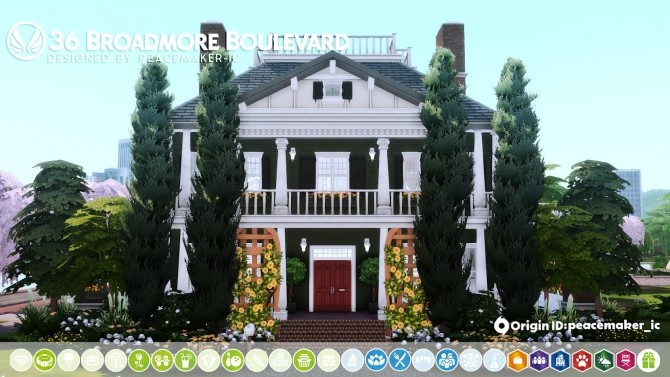 Davenporte Willow Creek Makeover Part 02 at Simsational Designs image 12112 670x377 Sims 4 Updates