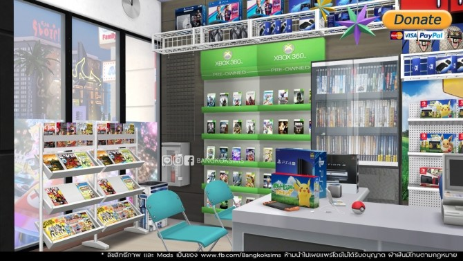 Game Center (P) at BangkokSims image 1241 670x377 Sims 4 Updates