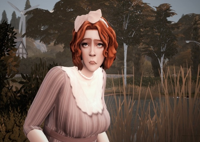Sims 4 Cora Atkins at Miss Ruby Bird