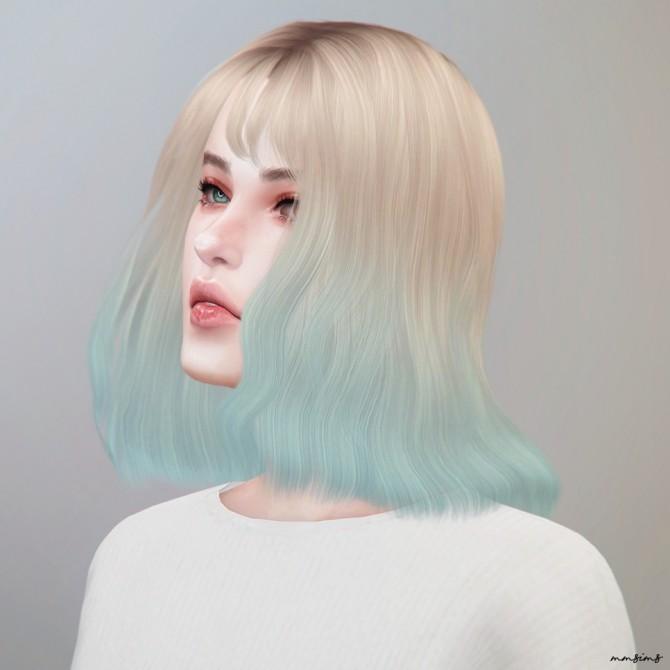 AF Hair 21 Cloud at MMSIMS image 1244 670x670 Sims 4 Updates