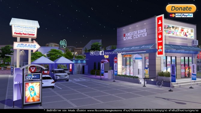 Game Center (P) at BangkokSims image 1261 670x377 Sims 4 Updates