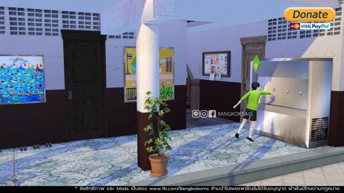 Public School (P) at BangkokSims image 1281 670x377 Sims 4 Updates