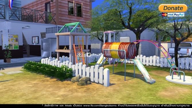 Public School (P) at BangkokSims image 1291 670x377 Sims 4 Updates