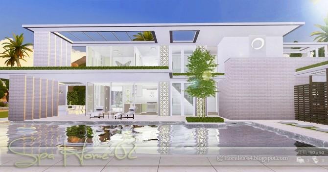 Spa Home 02 at Lorelea image 1292 670x352 Sims 4 Updates