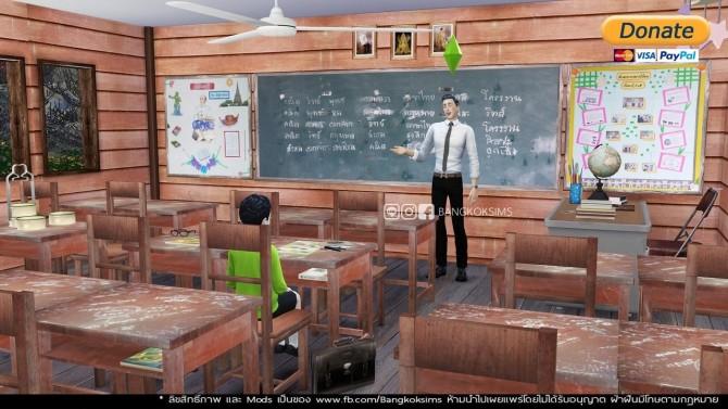Public School (P) at BangkokSims image 130 670x377 Sims 4 Updates