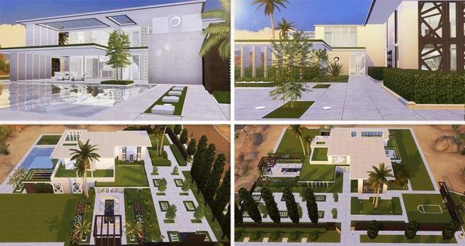 Spa Home 02 at Lorelea image 1301 670x355 Sims 4 Updates