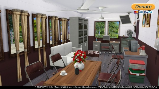 Public School (P) at BangkokSims image 1331 670x377 Sims 4 Updates