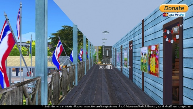 Public School (P) at BangkokSims image 1341 670x377 Sims 4 Updates