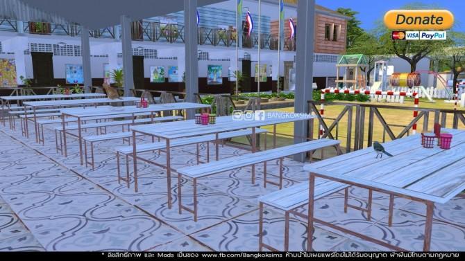 Public School (P) at BangkokSims image 1351 670x377 Sims 4 Updates