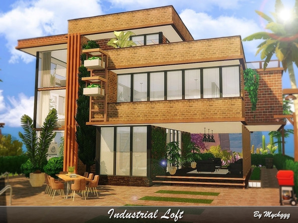 sims 4 house download tsr