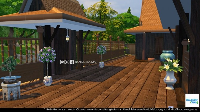 Thai House at BangkokSims image 1401 670x377 Sims 4 Updates