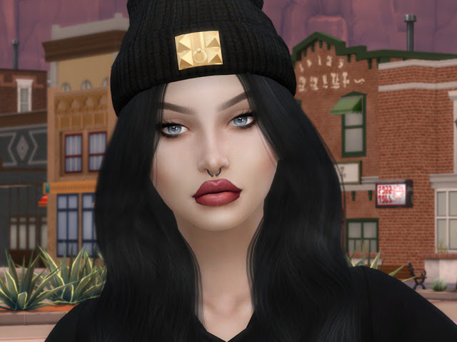Sims 4 Eileen Delany at MSQ Sims