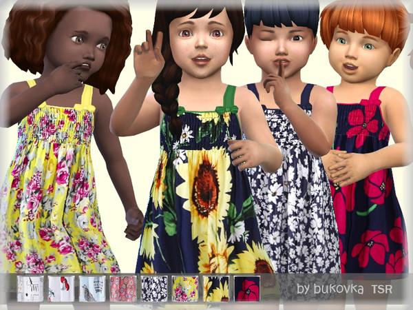 Sundress by bukovka at TSR image 1448 Sims 4 Updates
