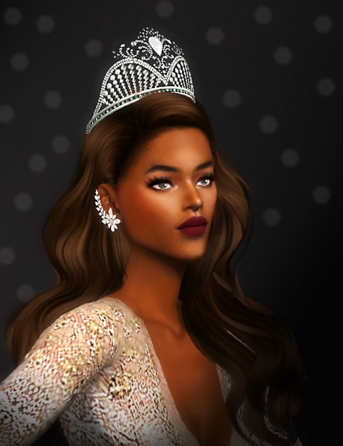 Sims 4 U.S.A CROWN at MSSIMS